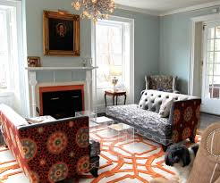 Living Rooms With Area Rugs by Contemporary Upholstery Fabric Home Office Contemporary With Brass