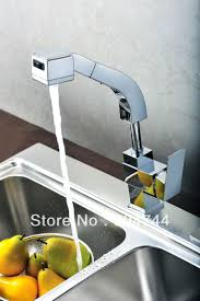 82 best modern bathroom sink faucet images on pinterest bathroom contemporary solid brass pull out spray kitchen faucet in kitchen faucets from home improvement on