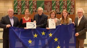 Gesamtschule Bad Oeynhausen Zehn Neue Europaschulen Ausgezeichnet Bund Europa Internationales