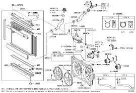 lexus parts worldwide radiator u0026 water outlet lexus part list jp carparts com