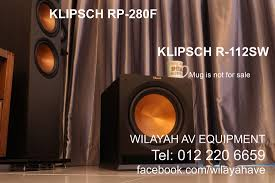 klipsch home theater the ultimate home theater system in malaysia wilayah av