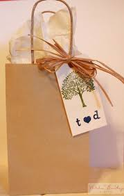 wedding guest bags food favor simple hotel guest bag 2715593 weddbook