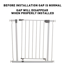 Baby Gate Spare Parts Amazon Com Dreambaby Liberty Security Gate W Stay Open Feature