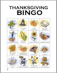 thanksgiving printables thanksgiving bingo thanksgiving and bingo