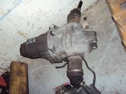 rear differential honda crv jdm 1997 2001 honda crv awd rear differential 199 00