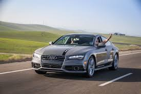 Car Driver Resume Audi U0027s Self Driving Car Hands Off The Steering Wheel Fortune Com