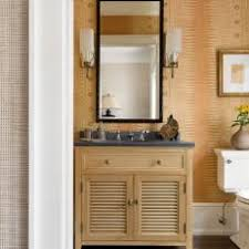 neutral tropical bathroom photos hgtv
