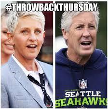 Throwback Thursday Meme - throwback thursday pete carroll nz