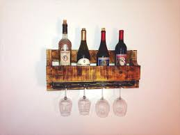 recycled pallet wine rack pallet furniture plans