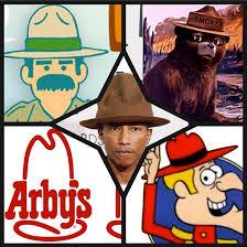 Pharrell Hat Meme - lmao pharrell s hat still lives mina saywhat