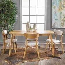 Wood Dining Room Table Sets Modern Contemporary Dining Room Sets Allmodern