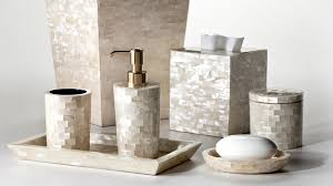 Discount Bathroom Accessories by Luxury Bathroom Accessories Set Home Design Lover Bathroom