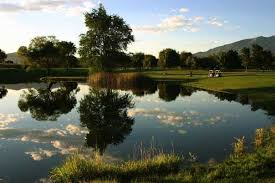 golf course at thanksgiving point the in lehi utah usa golf