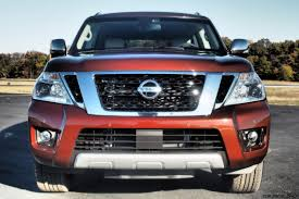 2017 nissan armada platinum 2017 nissan armada platinum road test review by tim esterdahl
