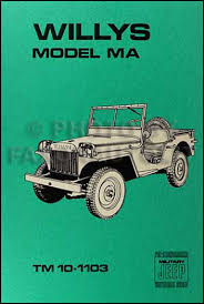 jeep repair manual 1941 1945 willys mb ford gpw jeep repair shop manual reprint