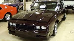 84 Monte Carlo Ss Interior 1985 Chevrolet Monte Carlo Ss 385 Hp 350 V8 Nitrous Youtube