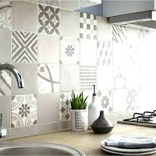 decoration carrelage mural cuisine decoration cuisine faaence carrelage mural metro blanc decoration