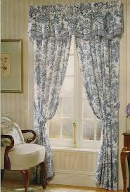 victoria park toile curtains style t675 a l ellis view