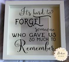 wedding keepsake quotes memorial frame sentimental keepsake box frame with a lovely quote