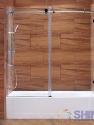 shine bathrooms premium luxurious shower doors