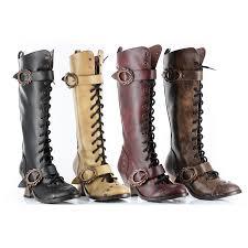 womens motorcycle boots fashion vintage u0027 knee high boots women u0027s clothing u0026 symbolic jewelry