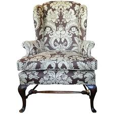 Upholstered Wingback Chair Small Wingback Chair Design Eftag