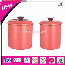 Red Ceramic Kitchen Canisters by 100 Kitchen Canister Sets Australia 100 Kitchen Canister