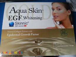 aqua skin egf gold aqua skin egf gold 18 vials santa dermaperfection on line