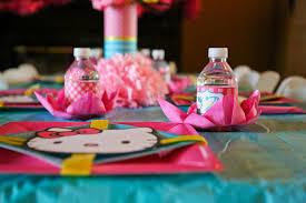 hello kitty party hailey u0027s hello kitty birthday mimi u0027s dollhouse