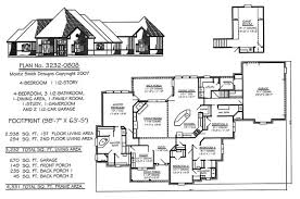 custom home plan custom 1 story home plans lark design