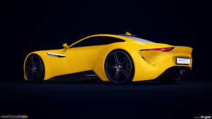 koenigsegg utagera jaguar u0027envision u0027 xk concept on behance