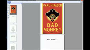 Bad Monkey Bad Monkey By Carl Hiaasen Ebook Download Works On The Kindle