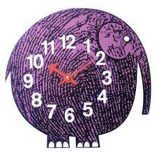 Wall Clock Design Vitra 21500402 Vitra Elihu The Elephant Wall Clock By George