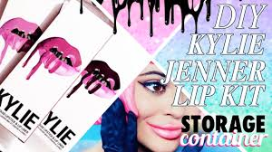 Kylie Jenner Inspired Bedroom Diy Giant Kylie Jenner Lip Kit Storage Container Diy Kylie