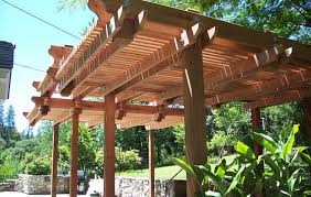 How To Build A Wood Awning Over A Deck Sacramento Valley Deck Builder Wood Decks Composite Decking