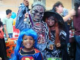 nyc events halloween activities