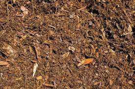 Garden Mulch Types - mulch hardwood bark cedar pine pecan shell black red brown