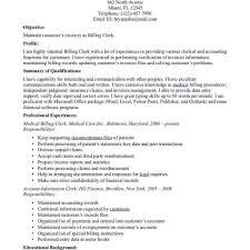 resume for medical biller exol gbabogados co