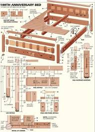 Free Bunk Bed Plans Woodworking by Loft Bed Plans How To Build A Budget Loft Bed Woodworking Free