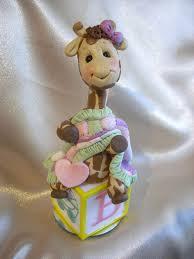 Giraffe Cake Topper Baby Shower 28 Images Pink Giraffe Baby