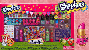 shopkins ultimate beauty makeup set nail polish for kids