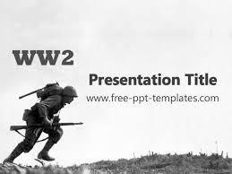 ww2 ppt template