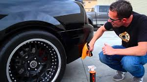 chemical guys hybrid v7 optical spray sealant black car care