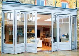 kitchen door ideas best 25 wooden bifold doors ideas on bi folding doors