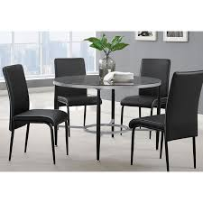 Black Glass Dining Room Sets Best 25 Glass Round Dining Table Ideas On Pinterest Glass
