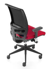 Adjustable Height Desk Chair by Task Chair With Mesh Back Adjustable Height Idfdesign