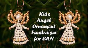 ornament fundraiser for crn drive one world