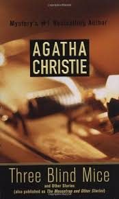 Three Blind Mice Piano Notes Three Blind Mice And Other Stories By Agatha Christie
