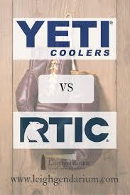 review yeti tumbler vs rtic tumbler the leighgendarium