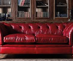 sofa chesterfield sofa set tobe red chesterfield leather sofa